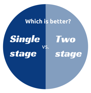 Singal Stage Vs Two Stage For Heat Pump Ac