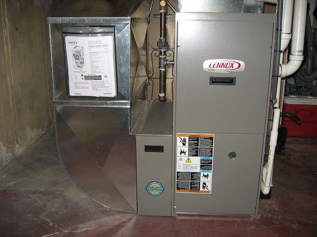Lennox Gas Furnace