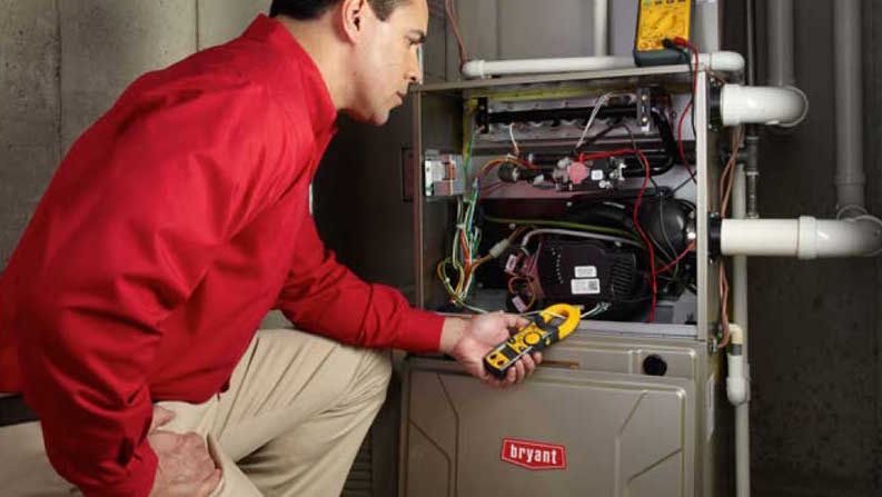 Gas Furnace Maintenance for the Homeowner
