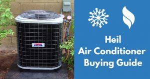 heil air conditioner prices