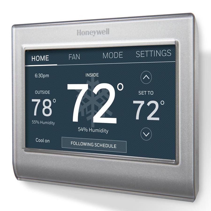 Honeywell Wifi Thermostat Reviews  Lyric T6 Vs Rth9580wf