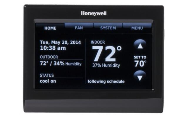 honeywell wifi thermostat reviews lyric t6 vs rth9580wf. Black Bedroom Furniture Sets. Home Design Ideas