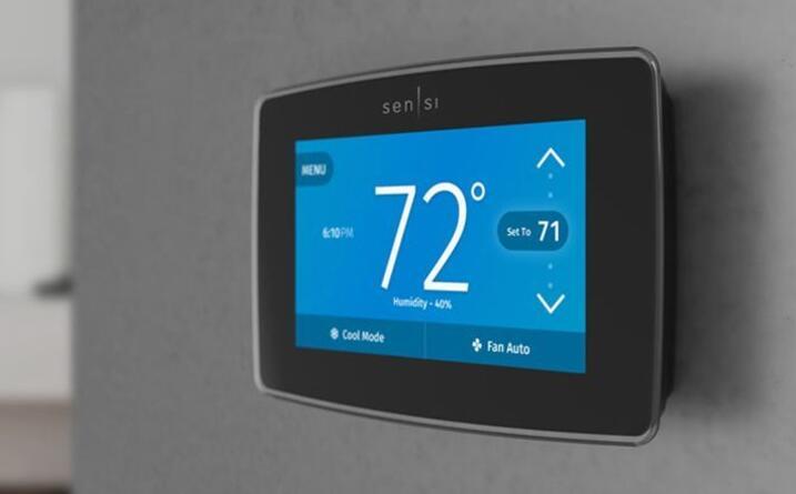 Emerson Sensi WIFI Thermostat (UP500W & 1F86U-42WF ) Reviews