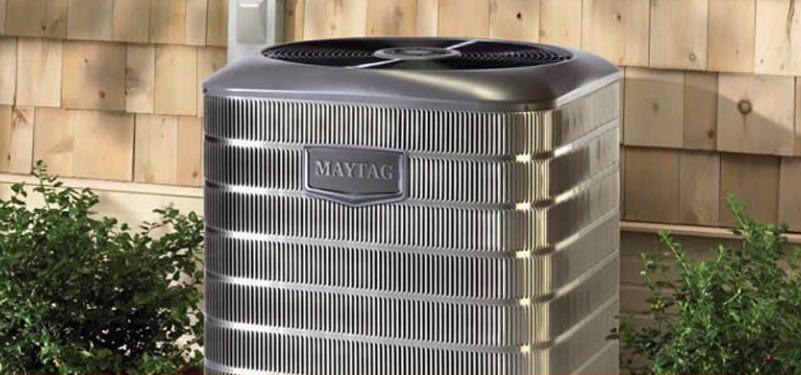 maytag heat pump