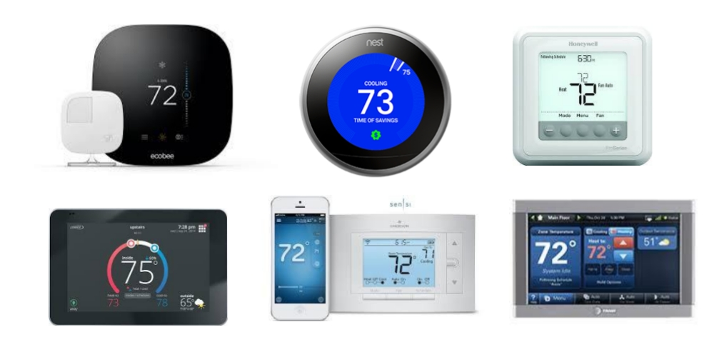 wifi thermostat brands reviews