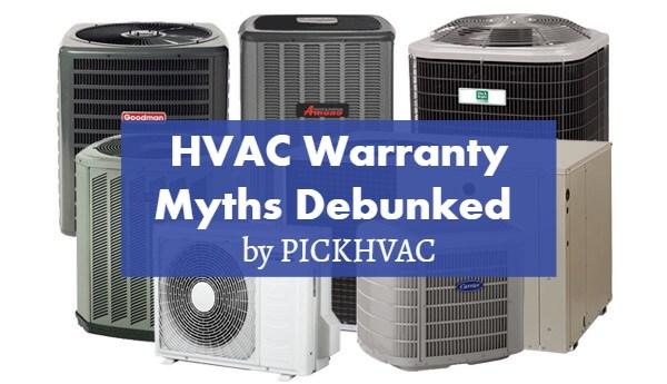 HVAC Warranty Comparison Between Brands – HVAC Warranty