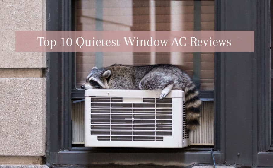 Top 10 Quietest Window Air Conditioner Reviews May 2019