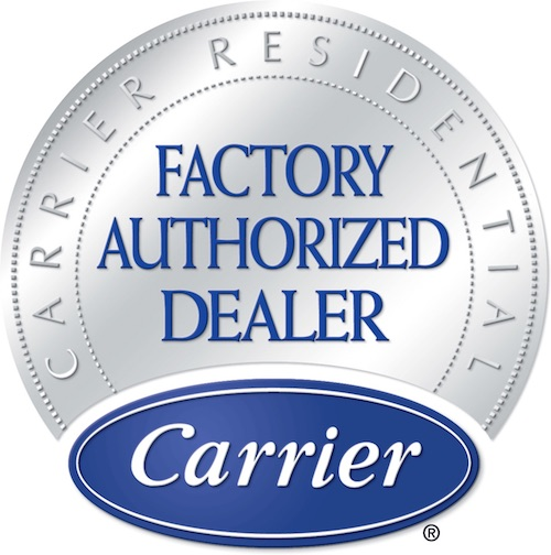 carrier furnace authorized installation
