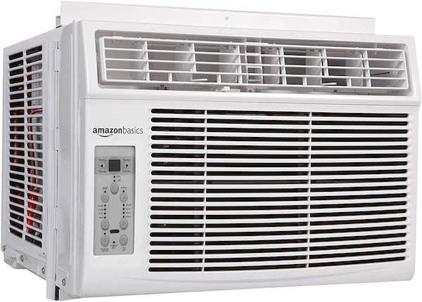 AmazonBasics Window-Mounted Air Conditioner