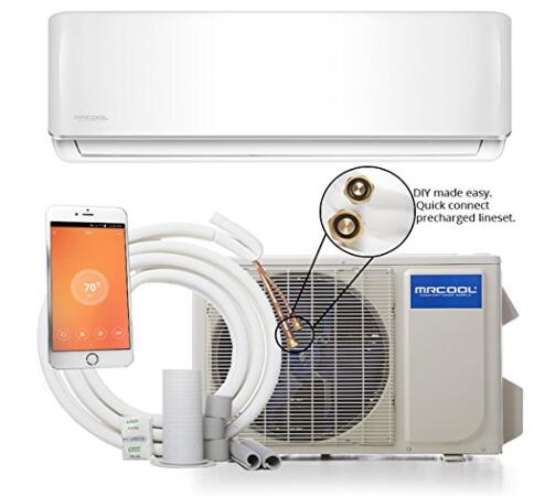 MrCool DIY-24-HP-230A 24,000 BTU Ductless Air Conditioner