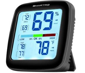 SC42 Professional Digital Hygrometer Indoor Thermometer Room Humidity Gauge
