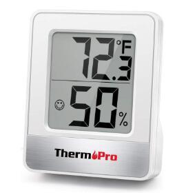 temp and humidity sensor