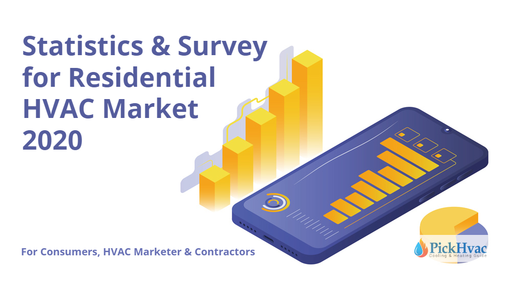 residential hvac statistics by pickhvac