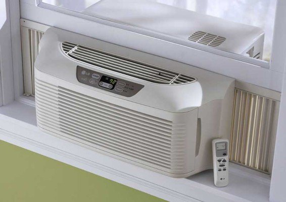 Window Air Conditioner Works