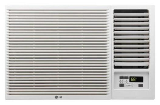 lg quiet ac with heat