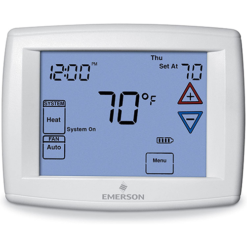 Emerson Digital Thermostat Wiring Diagram from www.pickhvac.com