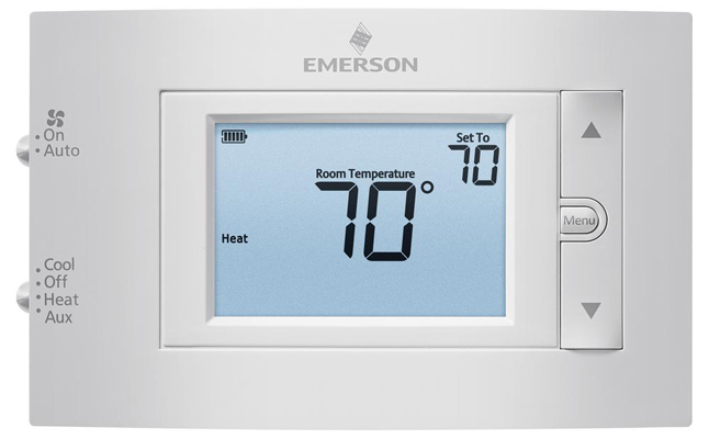 Emerson 1F83H-21PR Programmable Thermostat