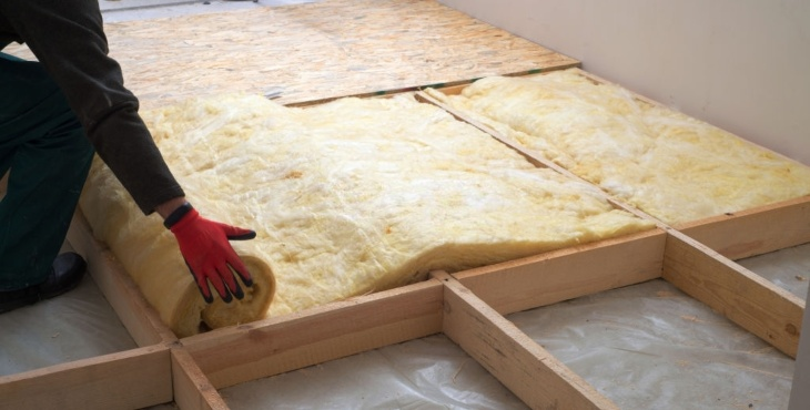 Blanket Batts and Rolls Insulation