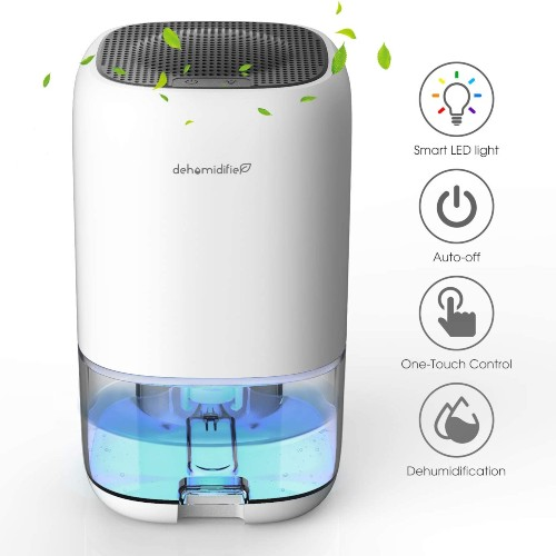 ALROCKET Small Dehumidifier