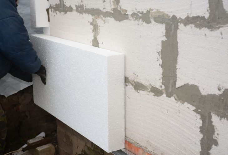 Foam Board_Rigid Foam Panels Insulation
