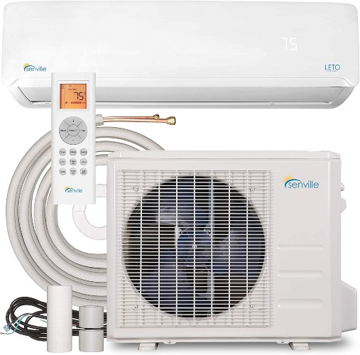 Senville SENL-12CD Air Conditioner Heat Pump