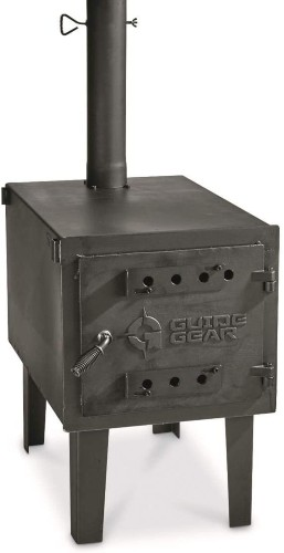 Guide Gear Small Wood Burning Stove