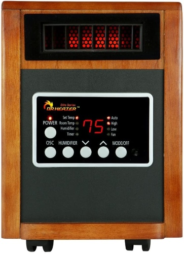 Dr. Infrared Heater DR998, 1500W