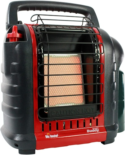 Mr. Heater Indoor-Safe Portable Propane Radiant Heater