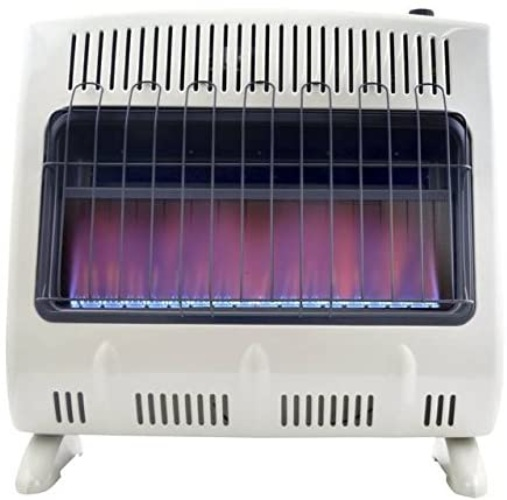 Mr. Heater Vent Free Blue Flame Natural Gas Heater MHVFB30NGT