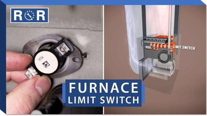Furnace Limit Switch
