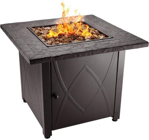 Endless Summer Outdoor Fire Pit Table