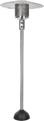 Fire Sense Stainless Steel Patio Heater