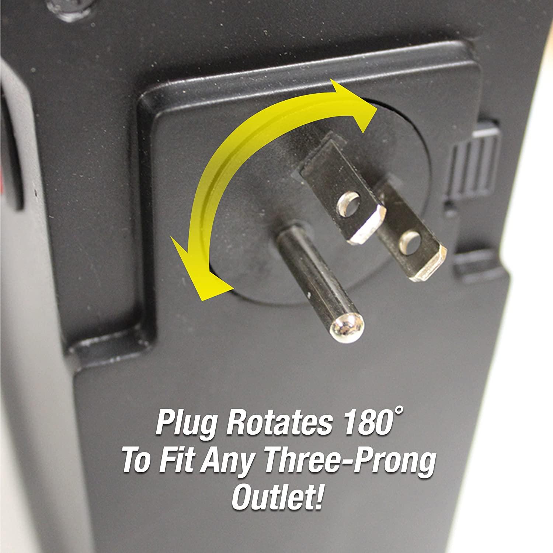 Rotating plug