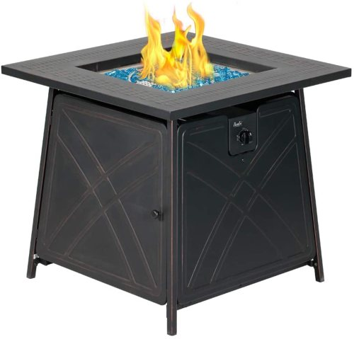Bali Outdoors Fire Pit Table