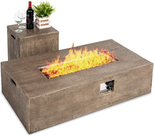 Best Choice Rustic Fire Table