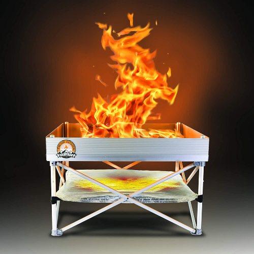 Fireside Outdoor Pop-Up Pit
