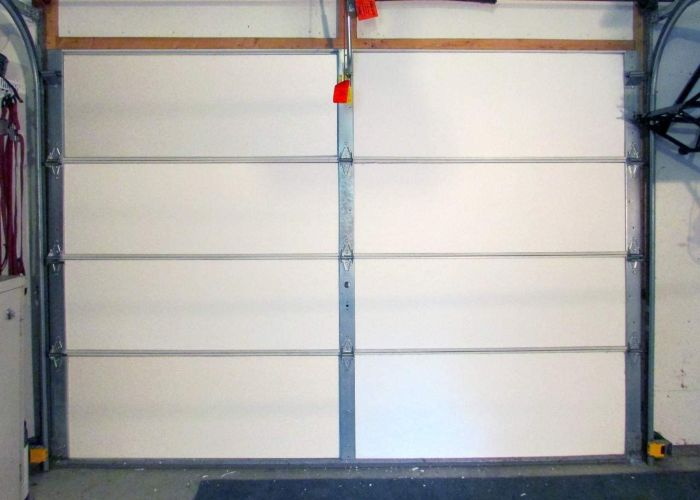 Matador Single Garage Door Insulation Kit