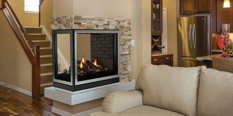 Peninsula fireplaces