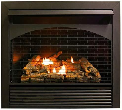 "ProCom 32"" Zero Fireplace Insert"