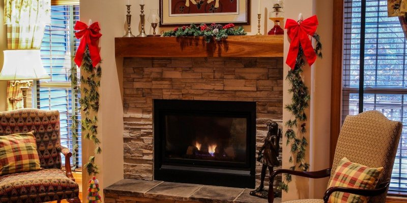traditional or classic B-Vent fireplace