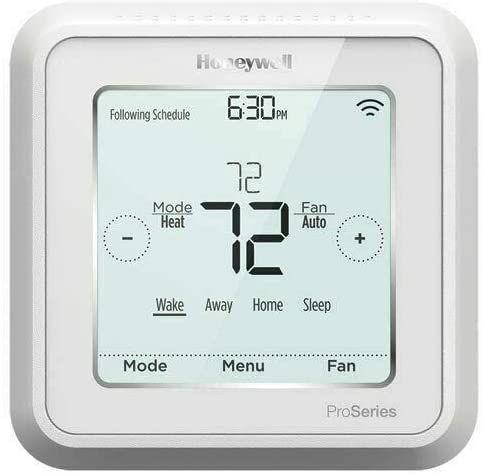 Honeywell Home T6 Pro Series