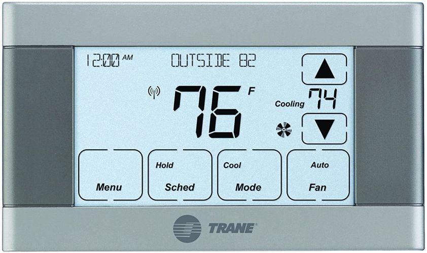 Trane Z-Wave XL624 Thermostat Control