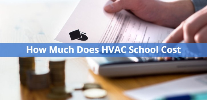 How Much Does HVAC School Cost