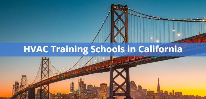 HVAC Training Schools in California