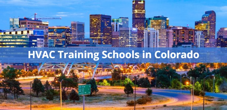 HVAC Training Schools in Colorado