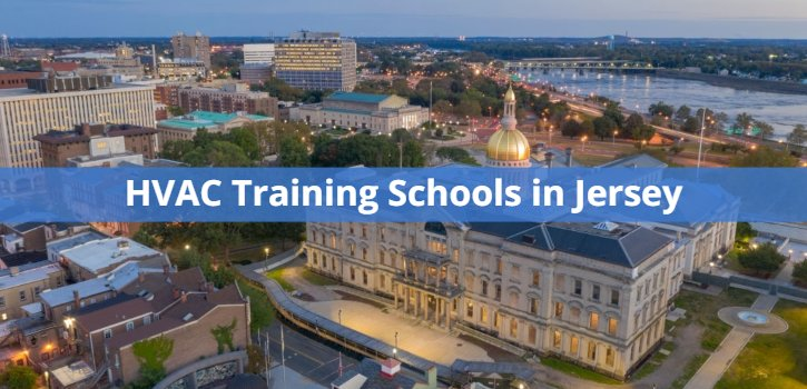 HVAC Training Schools in New Jersey