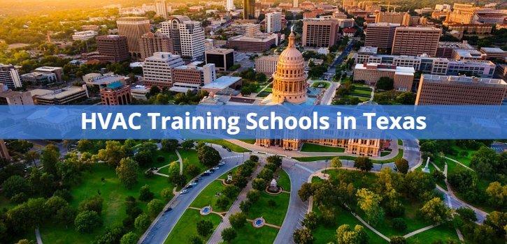 HVAC Schools in Texas