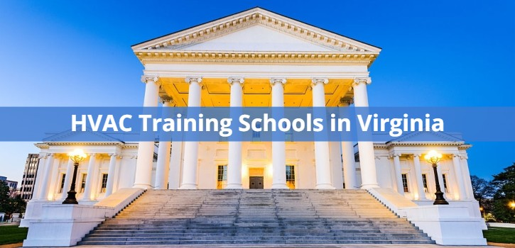 HVAC Training schools in Virginia