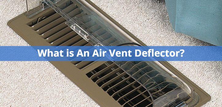Air Vent Deflector