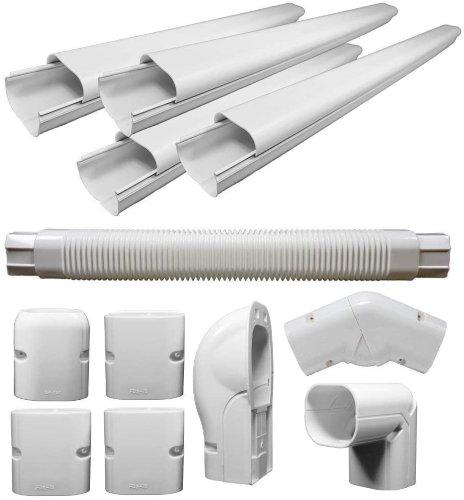 Decorative Slim Line External PVC Cover Kit